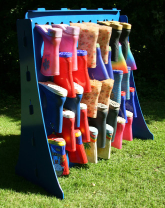 The Welly Wall